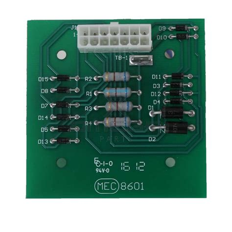 Mec Aerial Work Platforms Printed Circuit Board