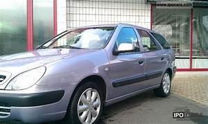2001 Citroen Xsara Combi 1 9 D Diesel X