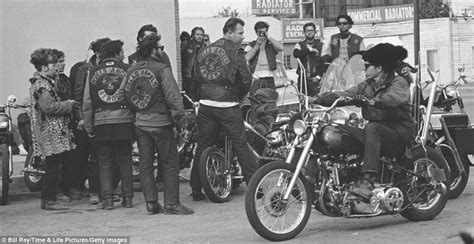 How Motorcycle Culture Fused With Rock