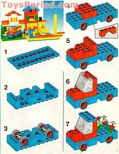 Lego 547 Basic Building Set Set Parts Inventory And