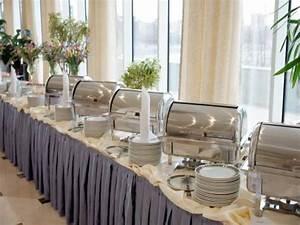 Outdoor table design ideas, buffet table decorating ideas ...