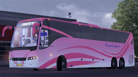 volvo bus and truck volvo bus ets 2 mods