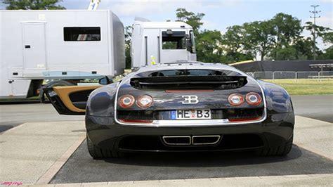 Top Speed Of Bugatti Veyron Ss by Bugatti Veyron Ss Top Speed Run 263mph