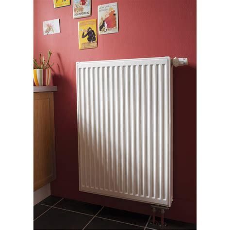 radiateur chauffage central double blanc  cm