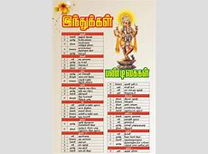 Tamil hindu festival list 2013 Important Festivals of