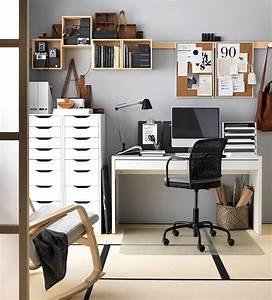 Ikea Möbel Individualisieren : 9 sch ne und funktionale ideen f r deinen arbeitsbereich arbeitsbereiche funktional und ~ Watch28wear.com Haus und Dekorationen