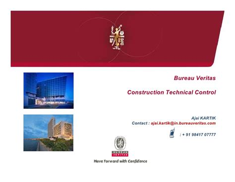 bureau veritas stock bureau veritas construction