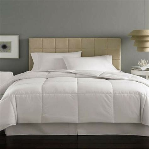 home design mini printed stripe white  comforter king