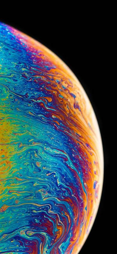 Iphone Wallpapers Abstract Planet 4k Fluid Multicolored