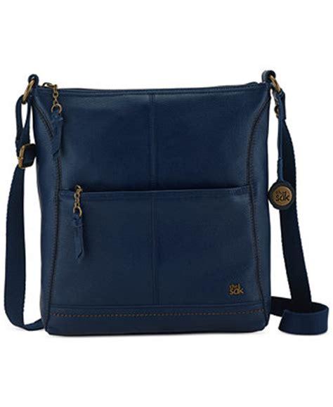 sak iris leather crossbody bag handbags