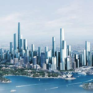 sydney architects share  visions  sydney