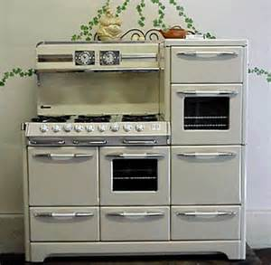 Restored Vintage Gas Stoves