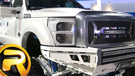 Top Selling Truck 2015 by Top Ford Trucks Of Sema Show 2015