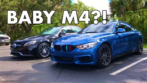 Modified Bmw 435i Big And Tall Car Review! Fun To Drive