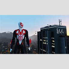 Spiderman 2099 All New All Different [addon] Gta5modscom