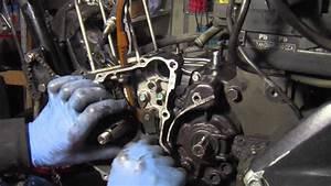 Honda Invicta Arme Y Desarme Del Motor