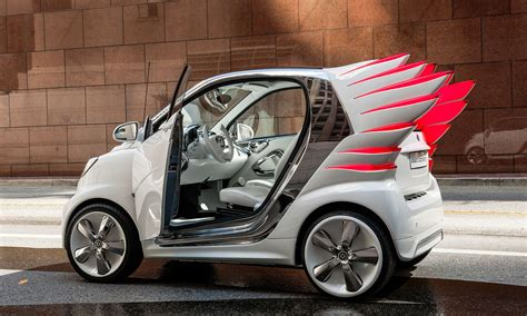 The 10 most exciting smart show cars | smart magazine