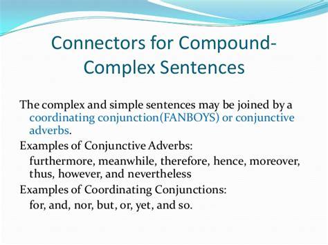 Conjunctive Adverbs Example Sentences