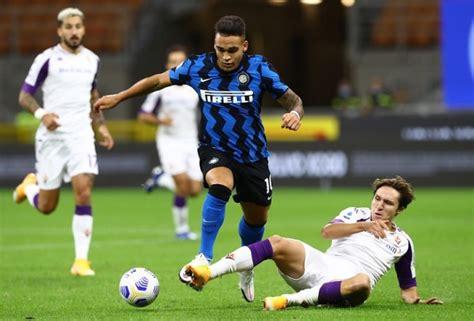 Serie A wrap: Inter Milan net late winner to sink Fiorentina