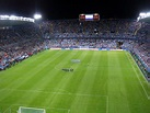 La Rosaleda stadium in Malaga, Spain image - Free stock ...