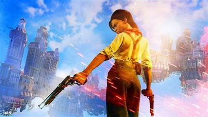 Bioshock Infinite Daisy Fitzroy Wallpapers Background Person