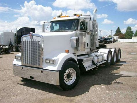 kenworth truck cab 2008 kenworth w900 day cab truck for sale 192 000 miles