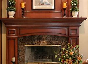 Orange County Custom Fireplace Mantles