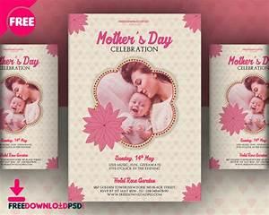 Best Mother's Day Flyer PSD | FreedownloadPSD.com