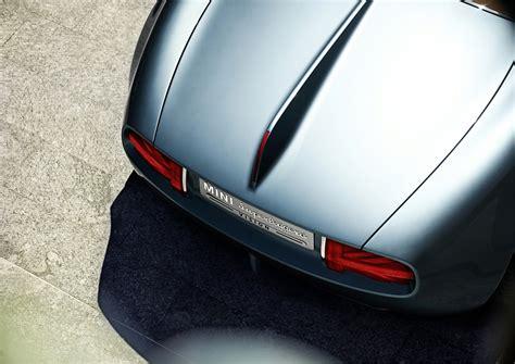 Mini Superleggera Vision Concept Introduced Heading To