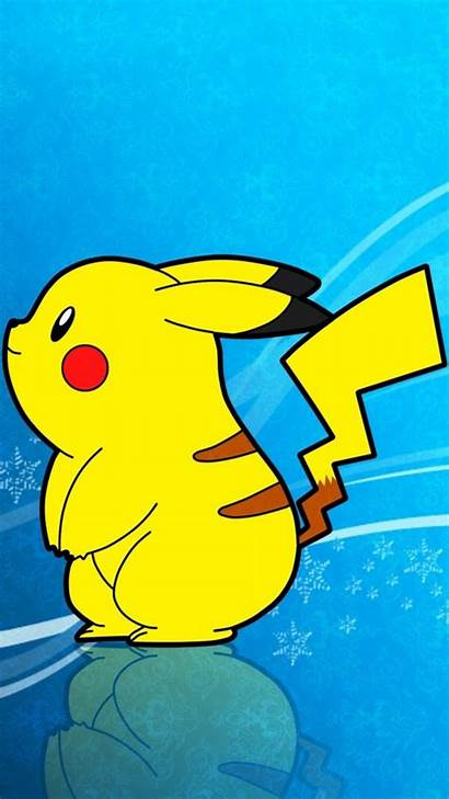 Pikachu Pokemon Iphone Phone Wallpapers Cool Galaxy