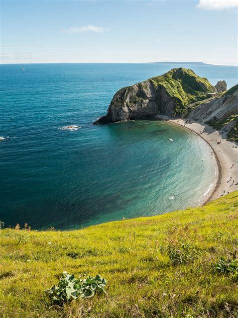wallpaper durdle door dorset coastline england hd