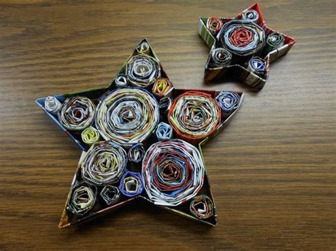 christmas craft for younsters spirals magazines and fit on