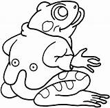Frog Coloring Frogs Pages Printable Tree Sheet Animal Sheets Outline Cute Children Animals Bestcoloringpagesforkids Clipart Wildlife Template Colouring Print Categories sketch template