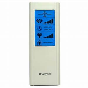 Shop Honeywell Handheld Ceiling Fan Remote At Lowes Com