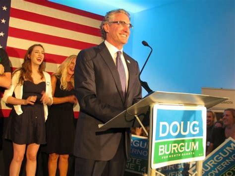 doug burgum wins north dakota gop primary  governor