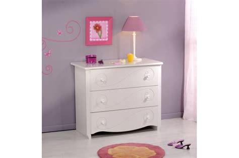 commode pour chambre commode pour chambre enfant blanc laqué astrid design sur