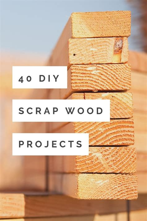 diy scrap wood projects     country chic