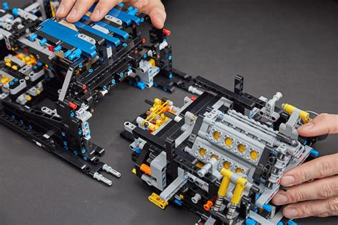 Below you can view and download the pdf building instructions for free. 42083 LEGO Technic Bugatti Chiron-43 | The Brothers Brick ...