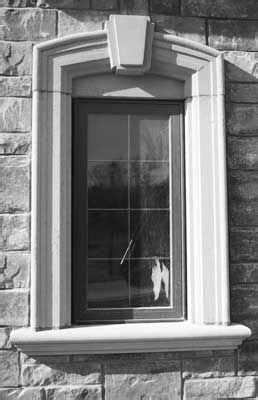Precast Window Surrounds | Custom Made Window Sills