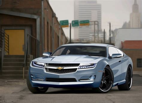 2018 Chevrolet Chevelle Ss Redesign And Improvments
