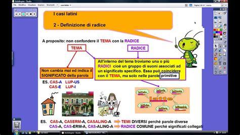 Casi Latini by I Casi Latini Cosa Sono