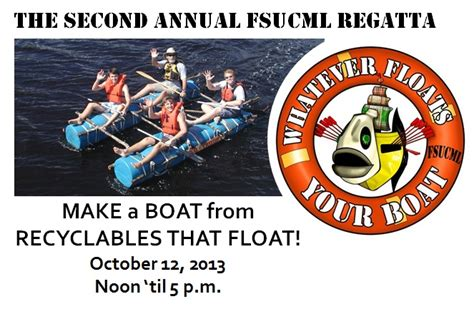 Whatever Floats Your Boat Science Project by Fsu Coastal Marine Lab Summer 2013 Newsletter