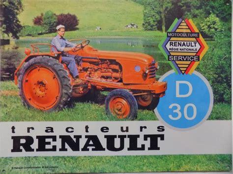 cuisine bistrot plaque métal publicitaire tracteur renault tofmobile