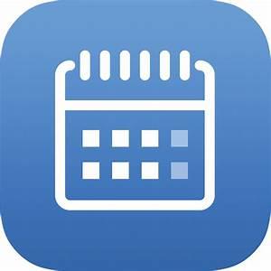 Calendar App Iphone Icon | www.pixshark.com - Images ...