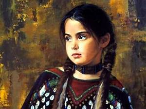 ZenJames ~ Father's Little Girl ~ Native American Flute ...