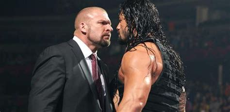 Backstage Talk On Roman Reigns Vs. Triple H, Latest On