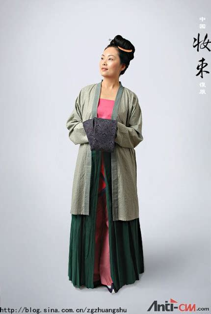 perfect costume peasants dress  south song dynasty