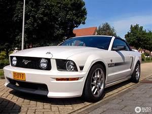 Ford Mustang GT California Special Convertible - 31 December 2016 - Autogespot