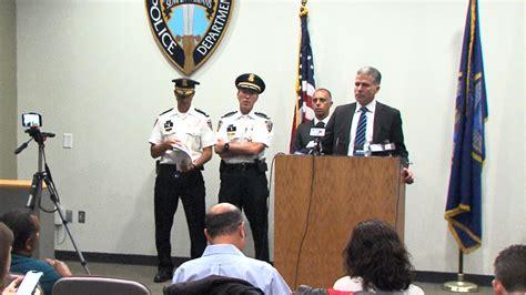Law enforcement leaders, mayor promise 'thorough ...
