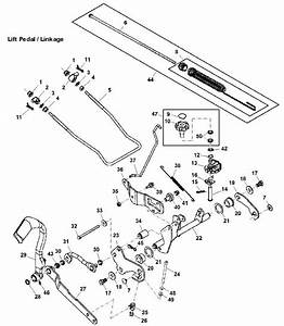 30 John Deere X500 Parts Diagram